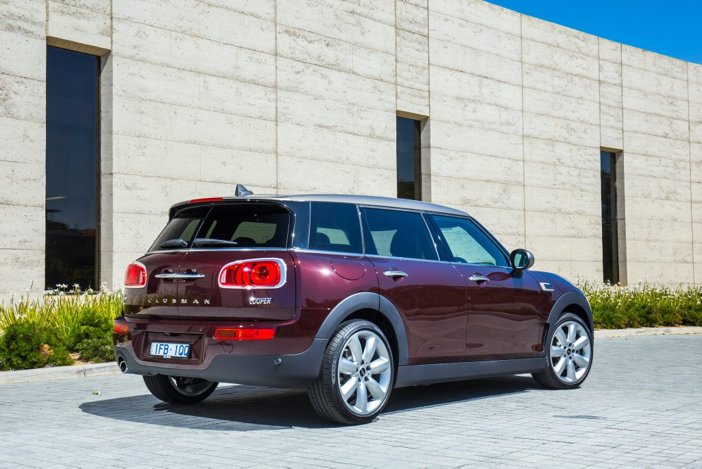 GROWN UP: It's still called a Mini, but the six-door Clubman with cool barn-style doors is a big old thing for the brand. Can it still deliver Mini charms?
