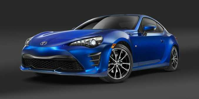 REFRESH: Style, chassis and powertrain revisions for updated Toyota 86 sports car, which is set to arrive here late in the year.