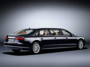 Ultimate Audi for the ultimate customer?