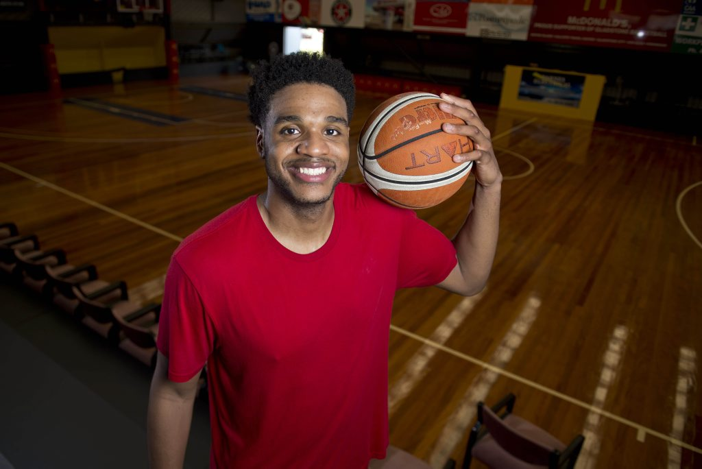 Marvin Williams Junior is the latest import to play for Gladstone Port City Power who take on Rockhampton Rockets on April 30.