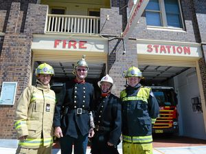 Visit you local fire station on open day