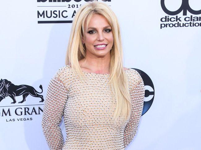 Britney Spears .