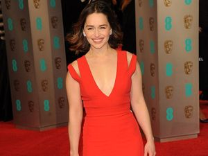 Emilia Clarke's drunken shoot