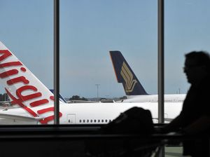 Singapore contender for Virgin Australia
