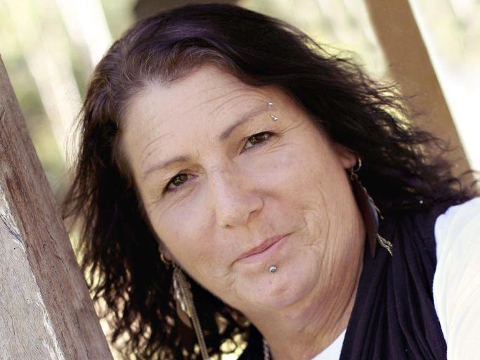 Gladstone woman Debbie Colborne, business owner and mother says she is sick of seeing people post negative thing about the Gladstone Hospital. Photo: Contributed.