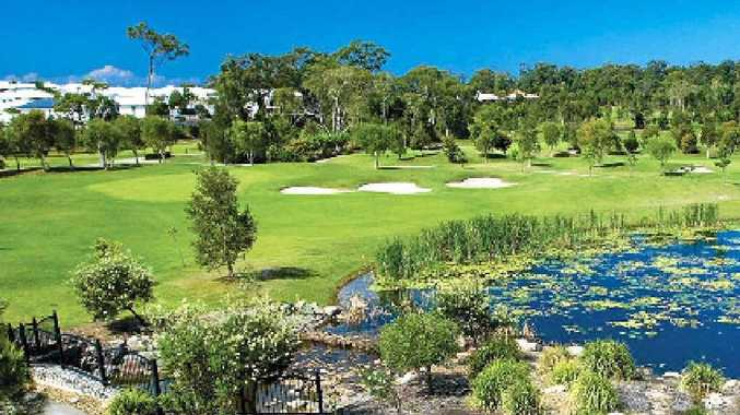 GOLF CONCERNS: The Peregian Springs Golf Club's future is under a cloud.