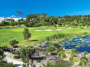 The only option left for Peregian Springs golf club