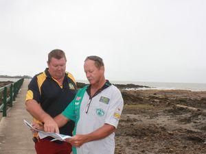 WATCH: Emu Park boaties push benefits of boat ramp plan
