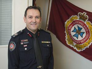 Meet south-west region's new fire boss