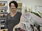 NEW BUSINESS: Apothecary owner Mandy Thurgar in the Australian Arcade.