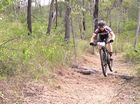 Rockhampton MTB Club XC round 1, Michael England. Photo Allan Reinikka / The Morning Bulletin