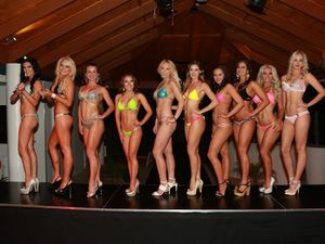 GALLERY:Petite bikini comp winner stood out from rest