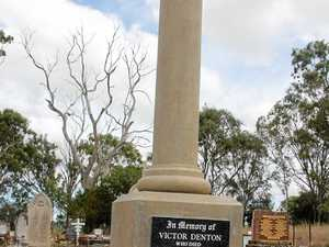 History behind the Victor Denton Memorial at Nobby