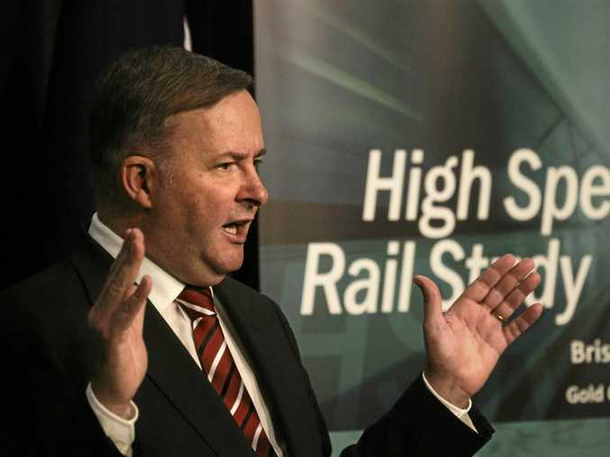 High Speed Rail has been an issue close to the heart ofthe  opposition spokesperson for Infrastructure and Transport Anthony Albanese for many years.