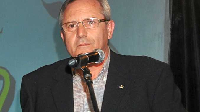 OUTRAGED: Coffs Harbour Chamber of Commerce president, George Cecato is calling for the councillors who voted against the council's sponsorship of Rally Australia to resign.