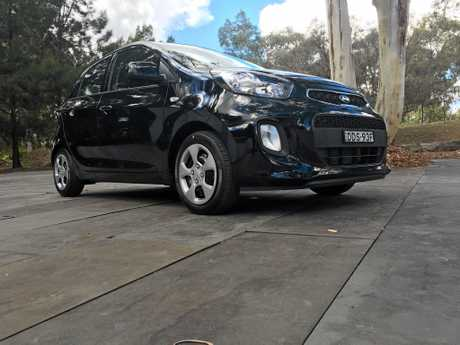 Pint Size 2017 Kia Picanto Launched From 14 990 Coffs