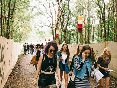 Music festivals have become part of the Australian culture - and it's easy to see why.