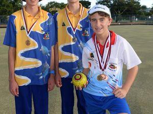 Bundy success in junior bowls