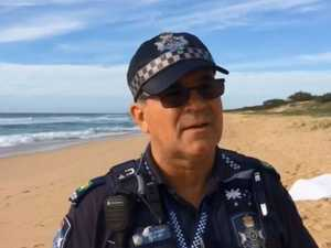 Body Found Warana Beach