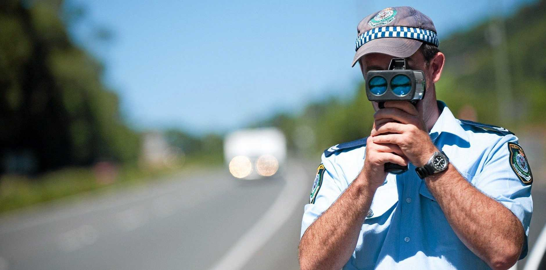 Highway Patrol officers sure hear some random excuses from speeding drivers.