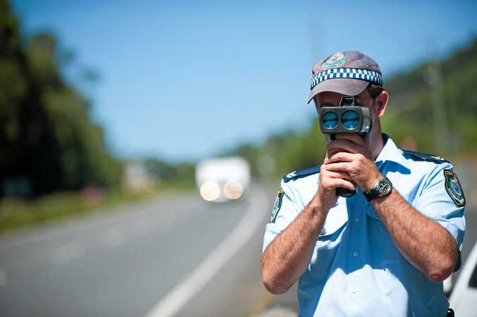 Extra highway patrol officers are monitoring our region's roads as part of the school holiday road safety operation.