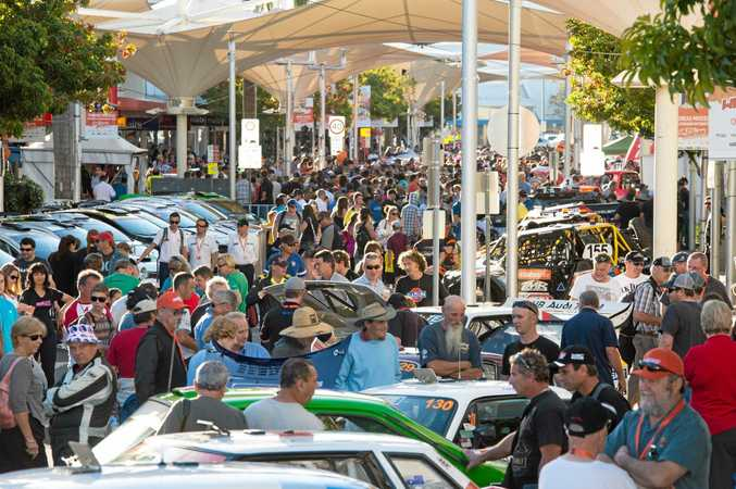 GUARANTEED: Rally Australia has confirmed the race will run on the Coffs Coast this year amid sponsorship woes.