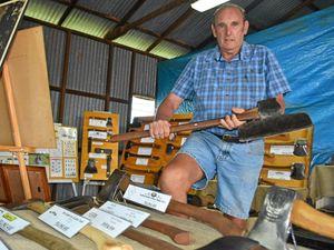 Killarney history told through axes, heirlooms