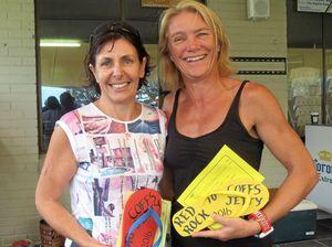 Debutants win big during Great Ocean Run