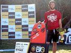 Coolum bodyboarder's mammoth wave wins award