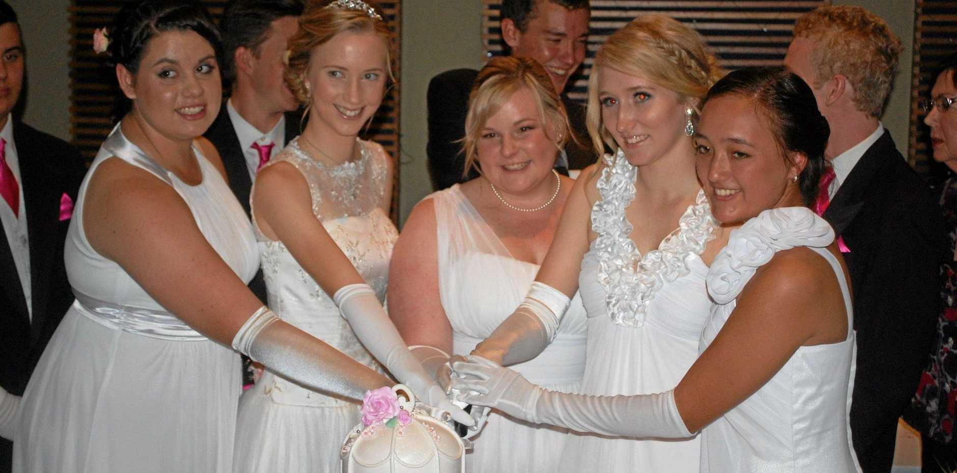 TRADITION: Chinchilla Catholic Church will be holding its debutante ball this year.