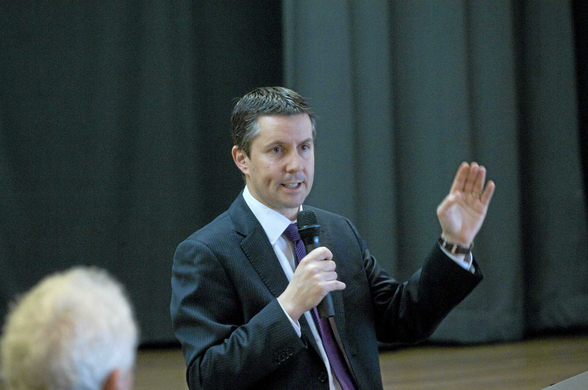 Shadow Minister for the Environment, Climate Change & Water, Mark Butler, will visit the Northern Rivers today.