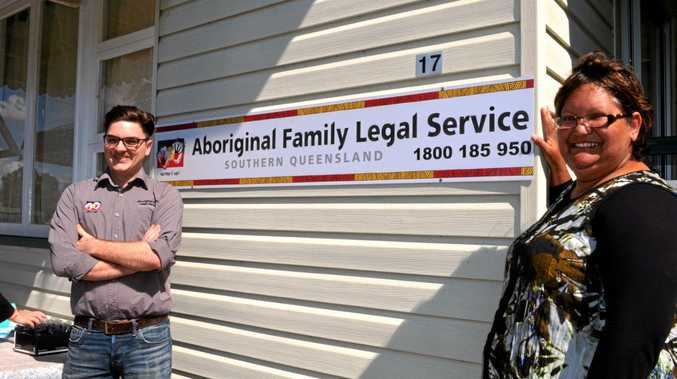 Legal Aid lawyers will give Aboriginal people a Coraki and Tabulam free legal advice next week . Photo Tom Gillespie / The Western Star