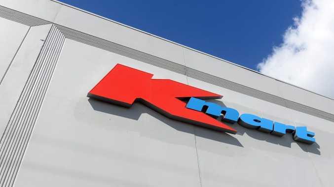 KMart in Hinkler. Photo: Mike Knott / NewsMail