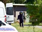 Drama unfolds in Queensland as bomb squad is called in.