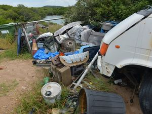 WATCH: Is East Point Mackay's unofficial dumping ground?