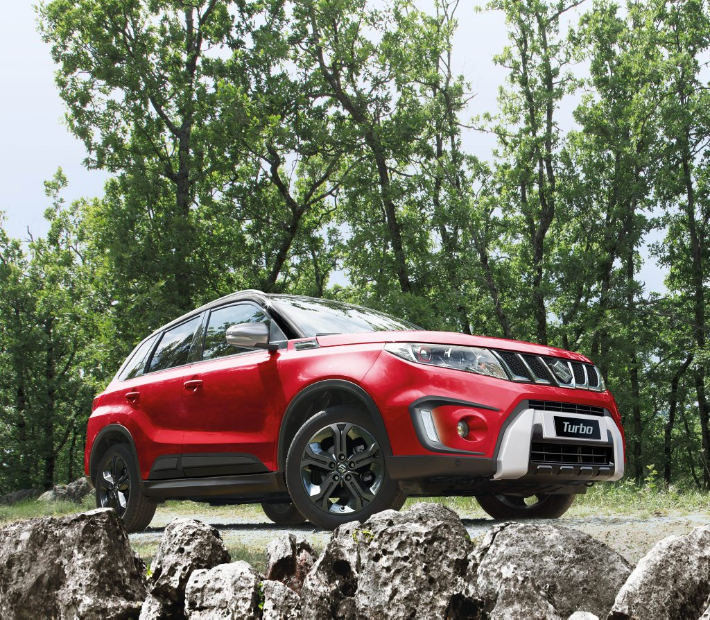 Big power increase but better fuel economy in Suzuki's Vitara S Turbo small SUV, bringing 103kW and 220Nm for your $29,990 drive away.