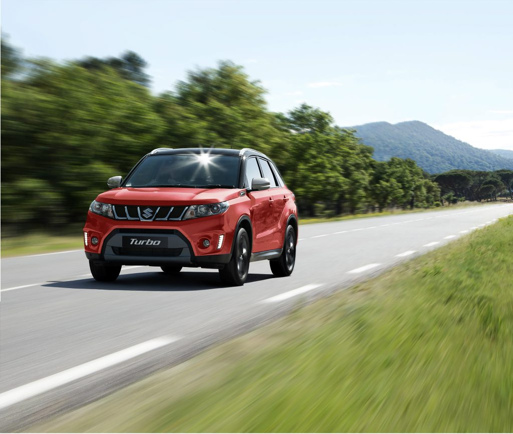2016 Suzuki Vitara S Turbo. Photo: Contributed