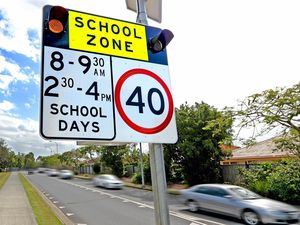 Calls for Valla Beach Rd speed zone reduction