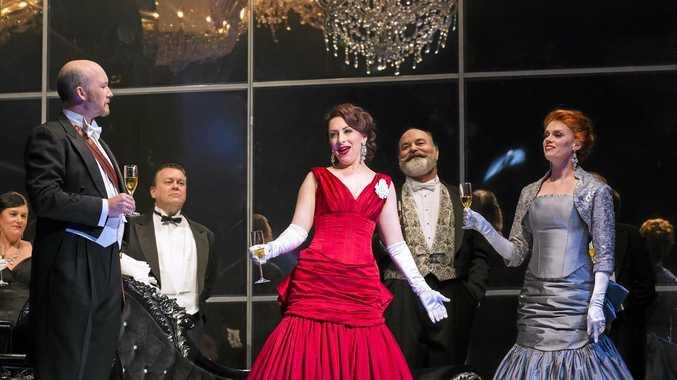 Opera Queensland La Traviata Principals
