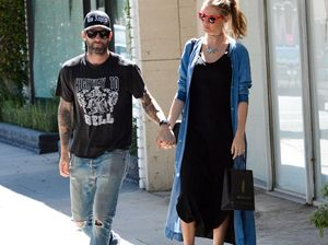 Adam Levine and Behati Prinsloo expecting baby girl