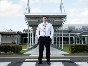 Rocky steals Whitsundays' CEO as the new airport manager