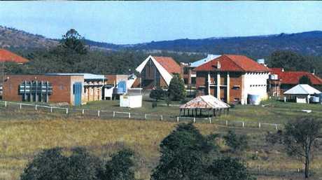 St Joseph's Home Neerkol. Photo Morning Bulletin Archives