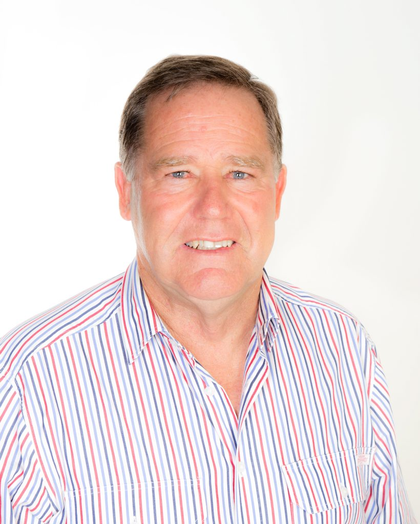 UNFINISHED BUSINESS: Councillor Greg Rogerson will re-contest Division 10 at the Sunshine Coast Council election.