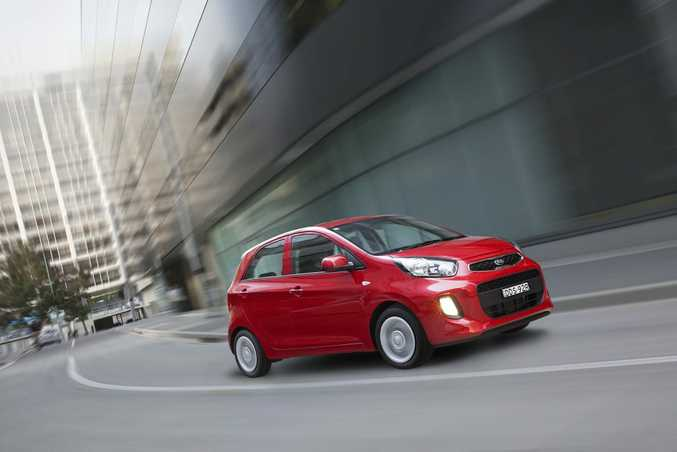 Kia has launched the new 2016 Picanto, a pint-size hatch.