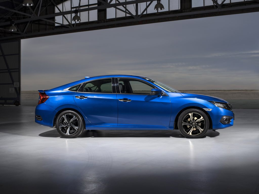 2016 Honda Civic RS. Photo: Contributed