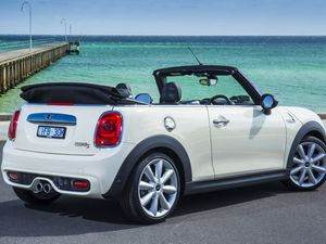Mini Cooper S Convertible road test and review