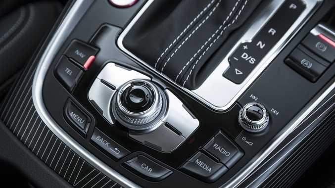 2016 Audi SQ5 Plus. Photo: Contributed