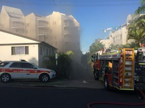 Osprey Apartments Fire
