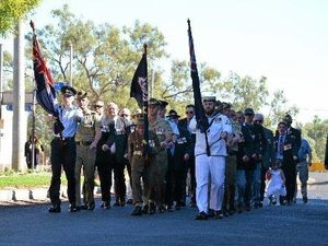 Charleville's Anzac Day