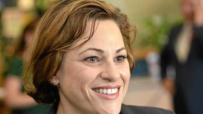 The Deputy Premier of Queensland Jackie Trad